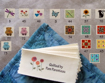 """Large Quilting Labels size-1.5"""" x 3.5"""""""