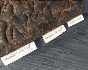 Reserved for Deana-Organic Medium long foldable