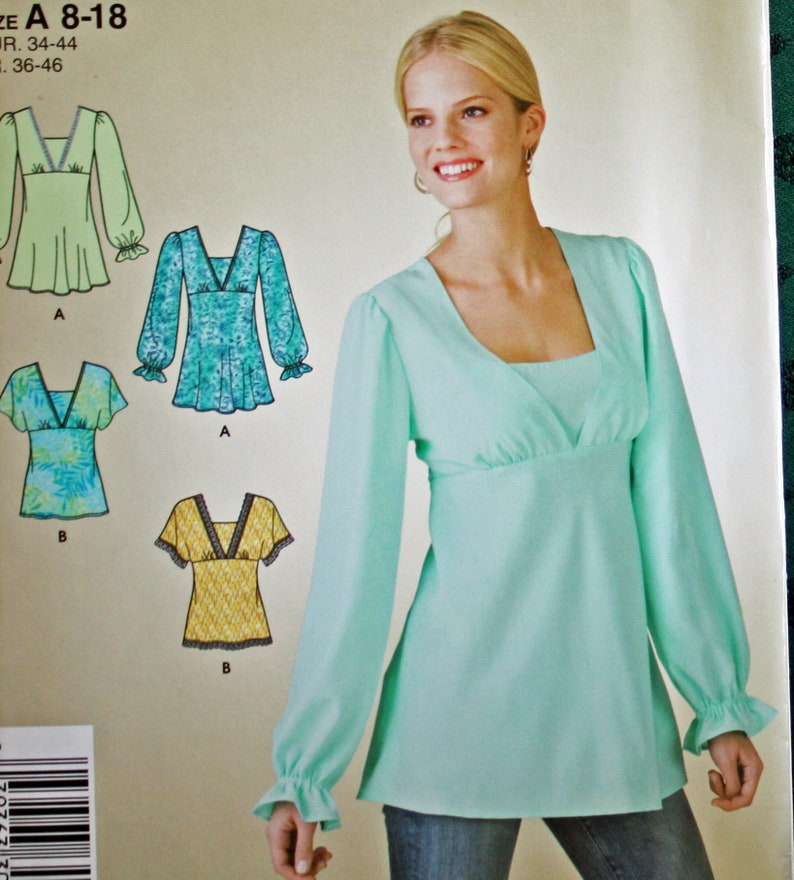 16417a411 UNCUT Simplicity 3842 It s So Easy 3842 Sewing Pattern