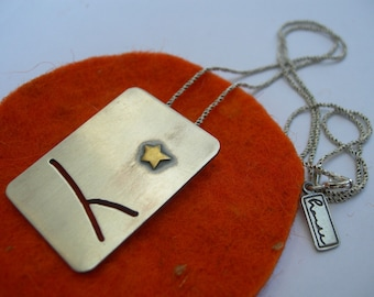FREE SHIPPING .. le petit prince - the little prince necklace ..