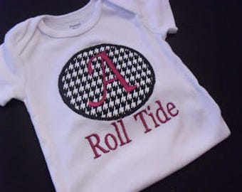 Alabama Theme Onesie