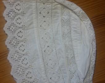 Nice antique baby bonnet d081cb19cf16