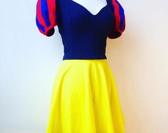 77cd6d72a Snow white dress