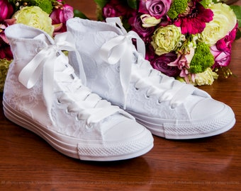 how long are laces for high top converse