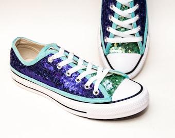 c7262f481843 Princess Pumps  Custom Sequin Wedding Shoes   by princesspumps
