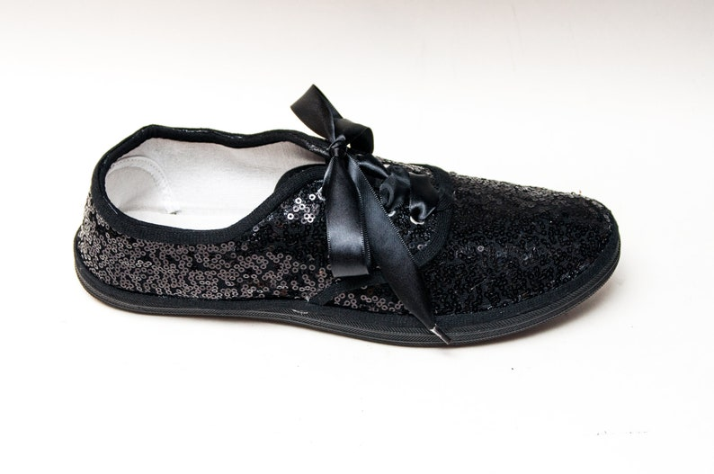 Tutte le sneakers in sequin Black Starlight gS0X70An