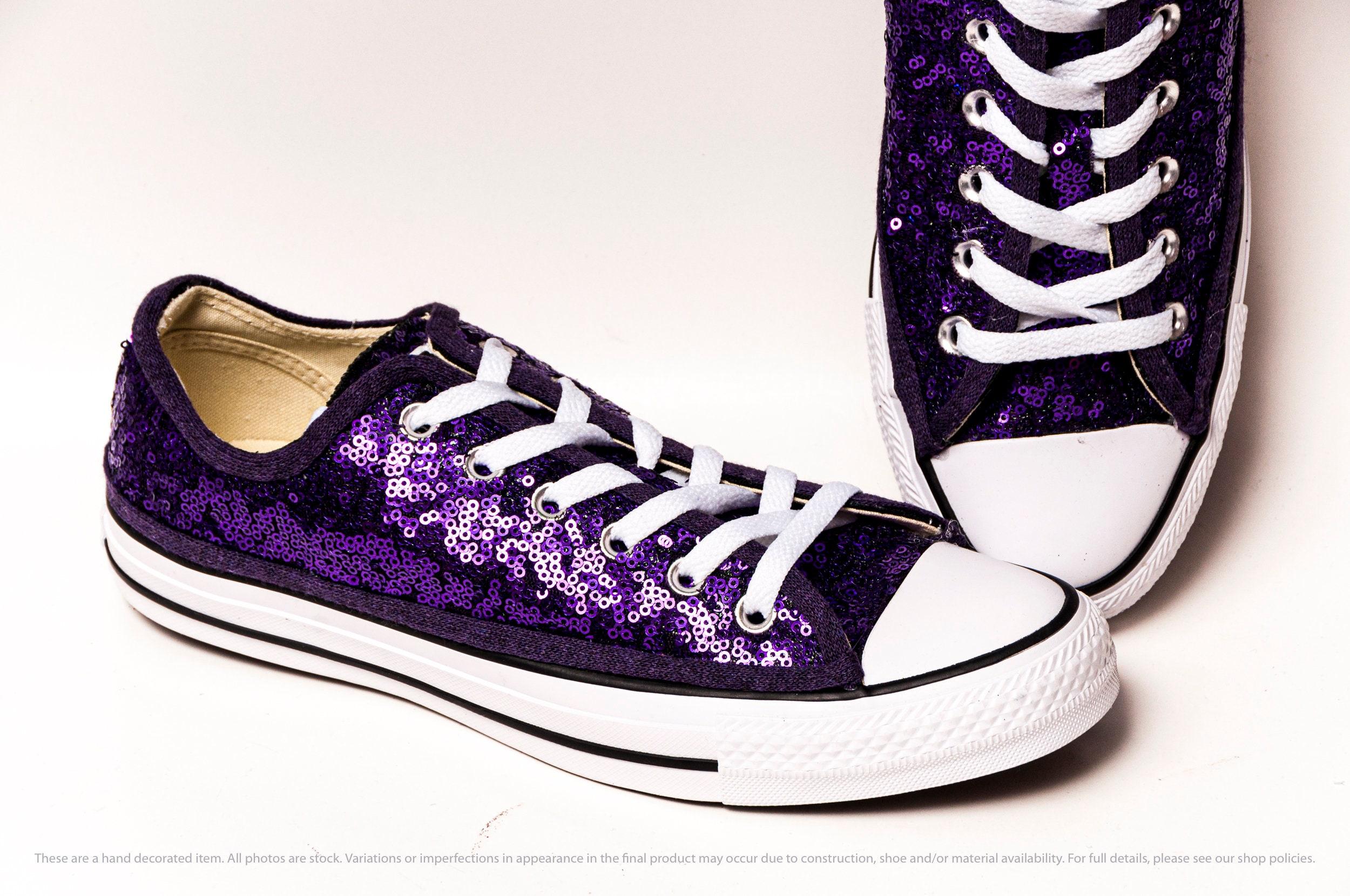 scarpe converse paillettes