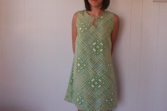 Vintage 60's Sheath/Swing Dress - image 1