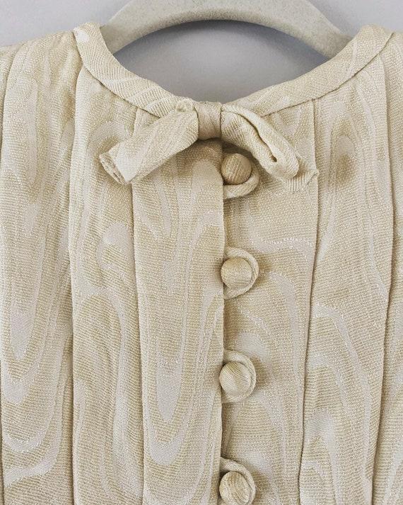 Sweetest 60s Mini Dress - image 6