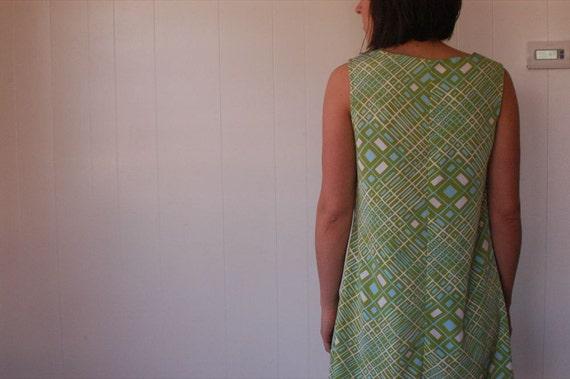 Vintage 60's Sheath/Swing Dress - image 4