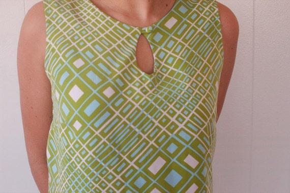 Vintage 60's Sheath/Swing Dress - image 2