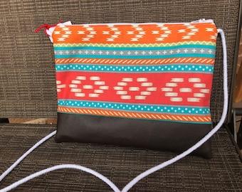 southwest and Aztec crossbody bag