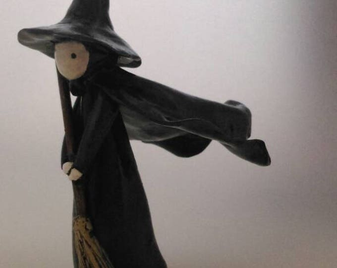 The Lonely Little Witch