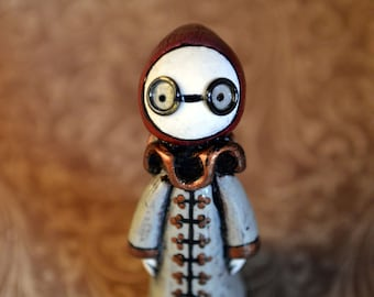 NEW! The Most Excellent and Inevitible Doctor Quantum Poppet