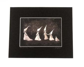 Midnight Stroll - Limited Edition Print