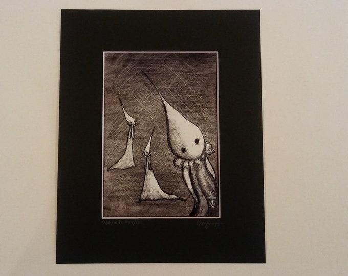 Lisa Snellings - Print - Old Souls