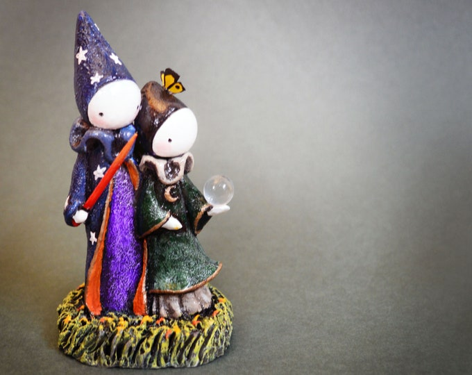 Love and Magic - Limited Edition Poppet Sculpture