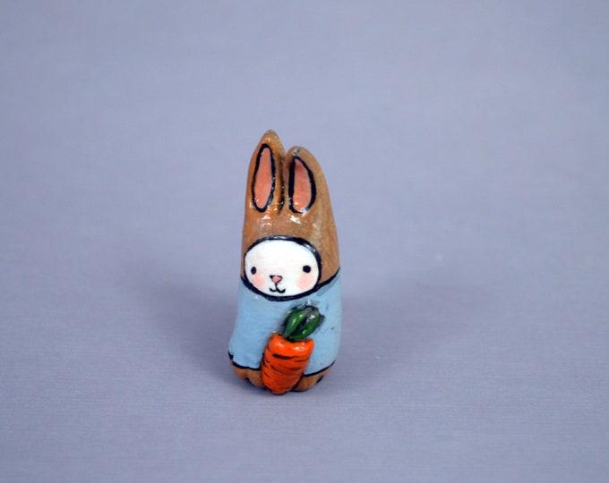 Bibbit Likes Carrots