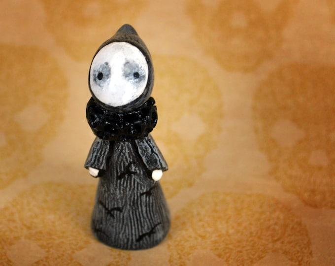 Retiring! - Poe Poppet  by Lisa Snellings