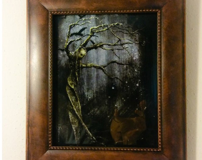 Tree of Lasting Sorrow - Limited Edition Gicle'e - Framed