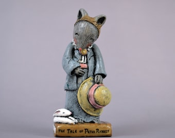 Beatrix Potter,  as a Most Excellent and Beloved Author Rat