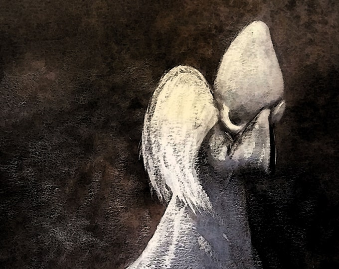 Poppet's Angel - Limited Edition Print
