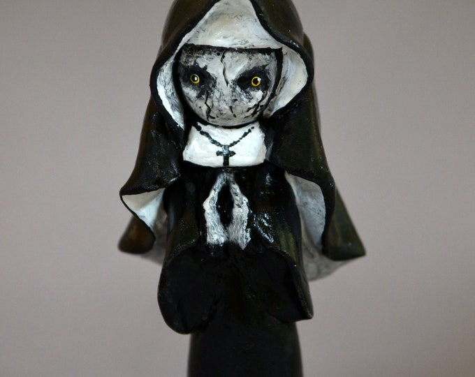 NEW! Poppet Plays The Nun, AKA Valak