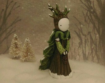Lady of the Emerald Forest Limited Edition 10 of 25