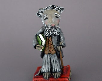Charles Dickens as a Most Excellent Rat