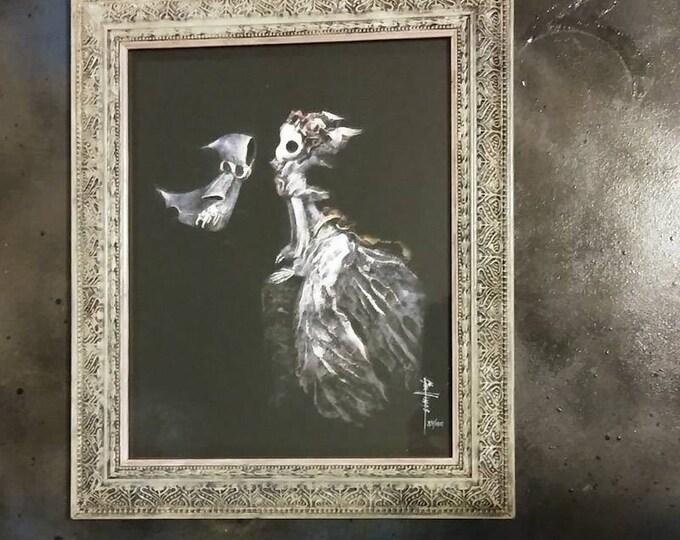Love Endures -  Framed Limited Edition Print #34/100