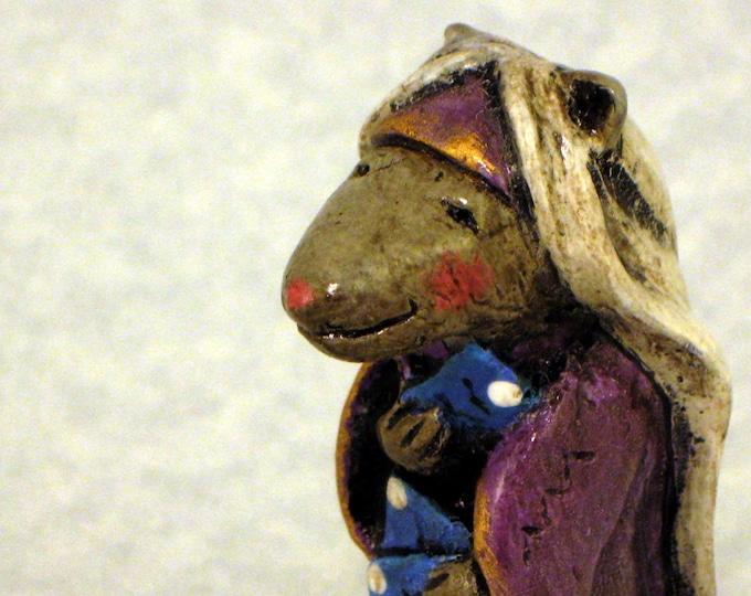 Fortune Teller Rat (Vanda Luna)