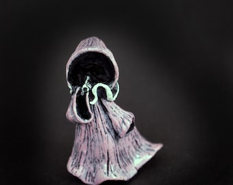 "Wee Penny's Ghost - A ""Night Birds"" Poppet by Lisa Snellings"