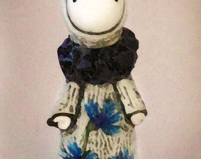 RETIRING - Cornflower Poppet