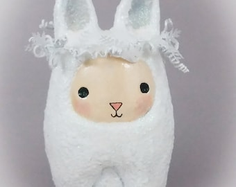 Big Snow Bibbit  Numbered Limited Edition #1/10