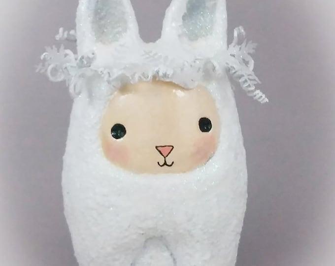 Big Snow Bibbit  Numbered Limited Edition #1/10
