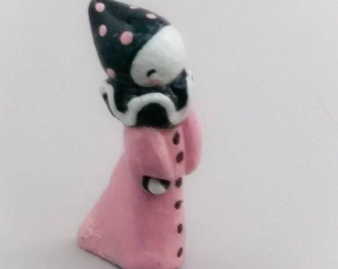 Little Dotty Poppet Mini- By Lisa Snellings
