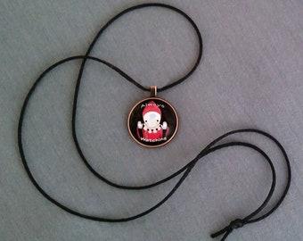 Poppet Cabochon Necklace!
