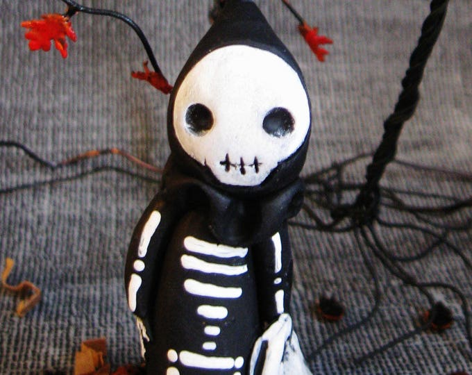 Little Bones - Skeleton Poppet
