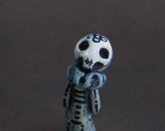 Sugar Skull Mini Poppet