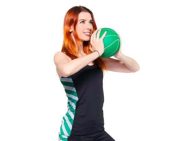 Green #BasicWitchWear Gym Tank PREORDERS