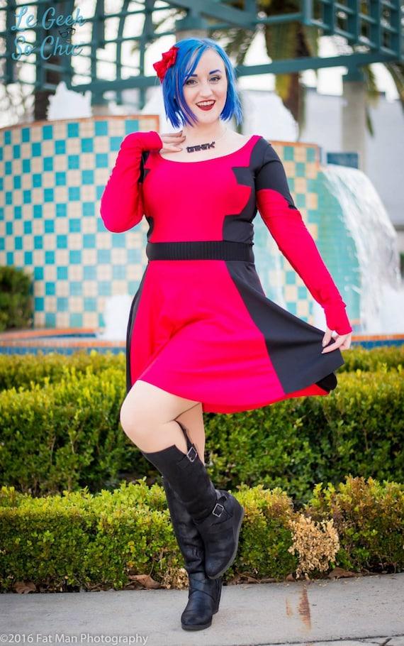 Merc Skater Dress
