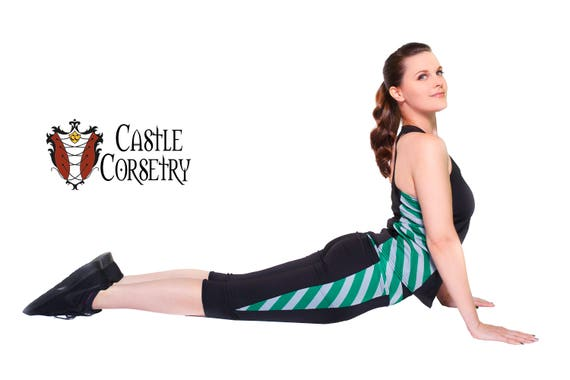 Green #BasicWitchWear Workout Pants PREORDER