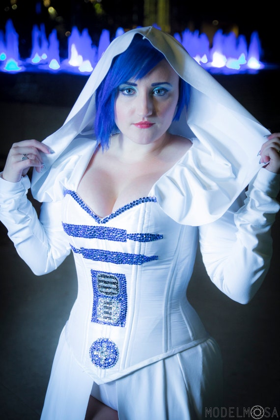 Sith Robe - White