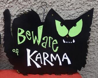 Karma Kat: Protection for Home and Yard