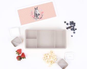 Lunch Box (Bento Style) - Unicorn