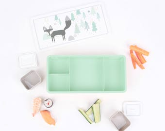 Lunch Box (Bento Style) - Wandering Fox