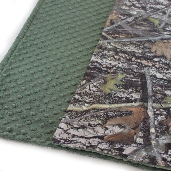 Timber Camo Minky Baby Blanket, Personalized Blanket, Receiving Blanket, Baby Shower Gift, Custom Baby Blanket, Name Baby Blanket, Baby Boy