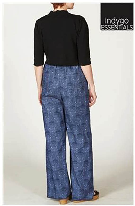 From Indygo Junction NEW By Amy Barickman IJ1161E ARTISAN PANTS SEWING PATTERN