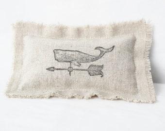 Baleine de lavande Sachet Rose & Jasmin fleurs - décor nautique oreiller Sachet - faveur de mariage de plage rustique - Sachet de botanique