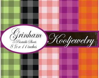 Grinham Paper Pack - No. 79